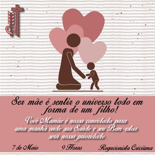 Dia das Mães Rogacionista