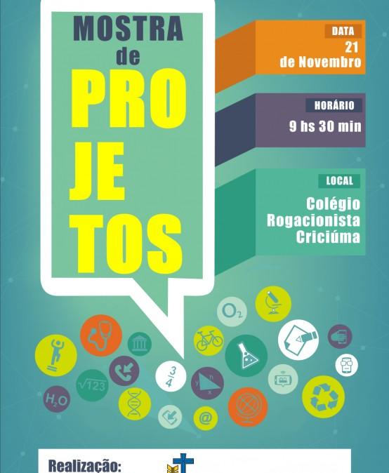 """""""Mostra de Projetos 2015″"""