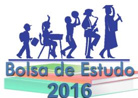 Edital bolsa de estudos 2015