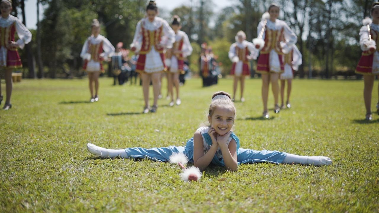 corpo coreografo imagem criança