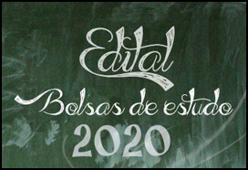 Edital de bolsa 2020