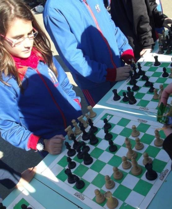 Escolinha de Xadrez
